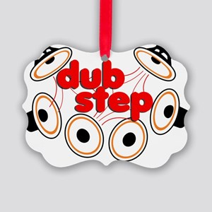 Dubstep Picture Ornament