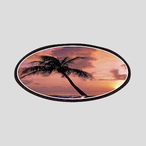 Beach Sunset BB Patches