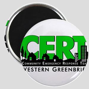 CERT Logo Magnet