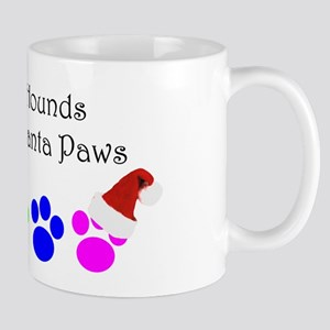 Afghan Hounds Believe Mug