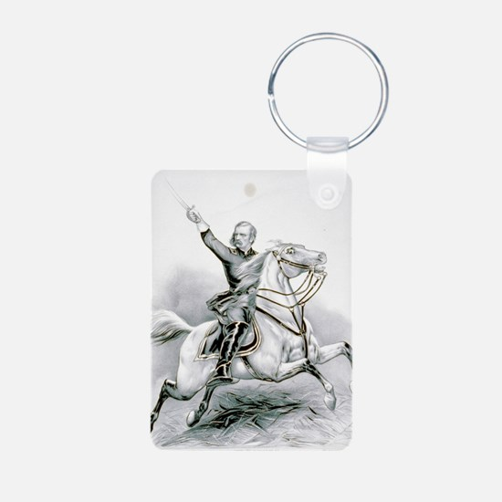 Custer's last charge - 1876 Keychains