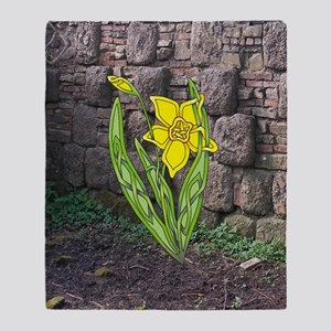 Jonquil Throw Blanket