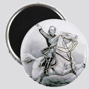 Custer's last charge - 1876 Magnet