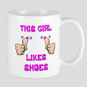 This Girl Likes Shoes Mug