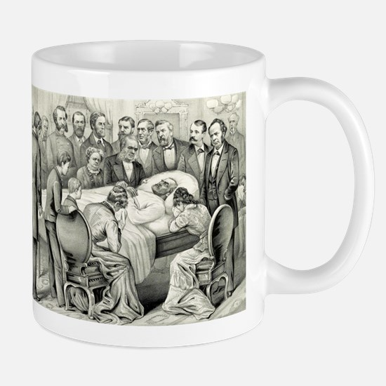 Death of General James A. Garfield - 1881 Mug