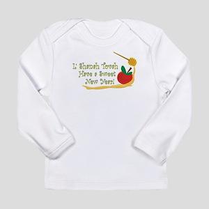 L Shanah Tovah Long Sleeve T-Shirt