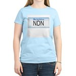 Montana NDN Pride Women's Pink T-Shirt