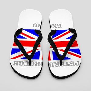 Peterborough England Flip Flops