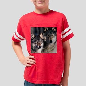 Wolves Youth Football Shirt