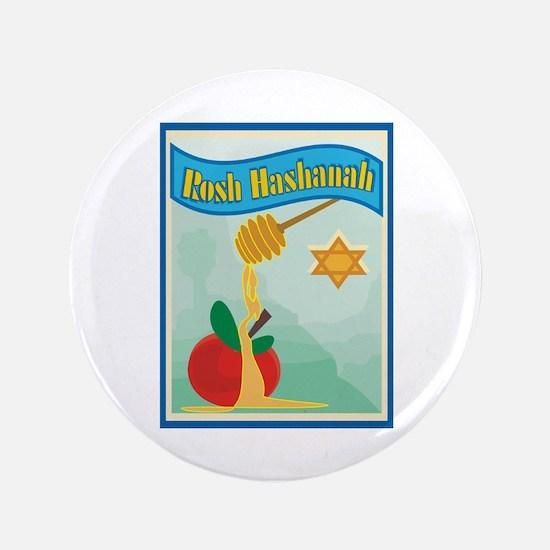 "Rosh Hashanah 3.5"" Button"