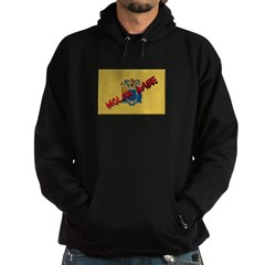 New Jersey Molon Labe Hoodie