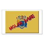 New Jersey Molon Labe Sticker