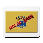 New Jersey Molon Labe Mousepad