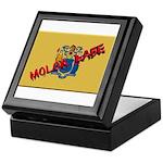 New Jersey Molon Labe Keepsake Box
