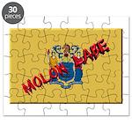 New Jersey Molon Labe Puzzle