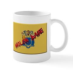New Jersey Molon Labe Mug