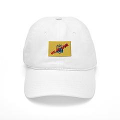 New Jersey Molon Labe Baseball Baseball Cap