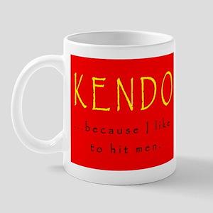 Kendo Men: Frontside Mug