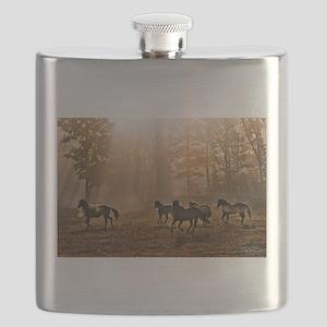 Heavenly Light Flask