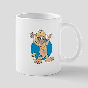 Dancing Lion Mug