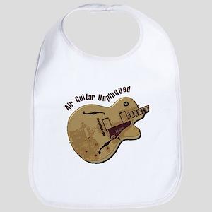 The Unplugged Air Guitar Bib