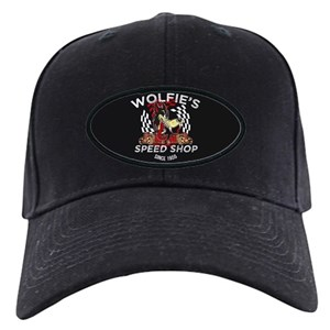 9e14fdf2834 Rat Rods Hats - CafePress