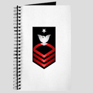 Navy Senior Chief Petty Officer Journal