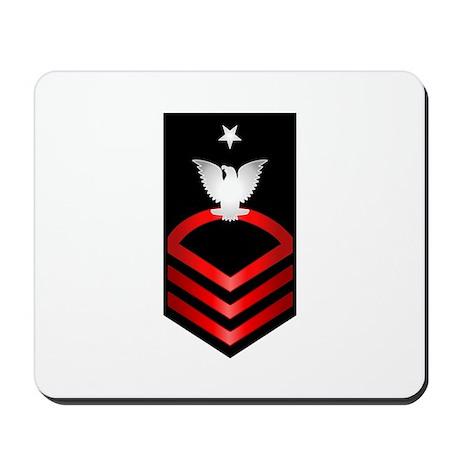 Navy Senior Chief Petty Officer Mousepad