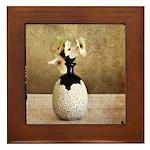 Vase Framed Tile