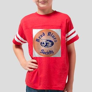 DBS Cap Logo Youth Football Shirt