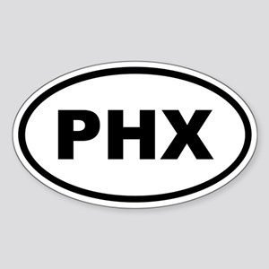 PHX Phoenix Sticker