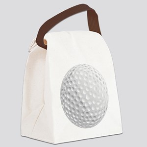 golf ball Canvas Lunch Bag