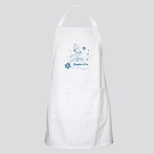 Personalized Ice Skater Apron