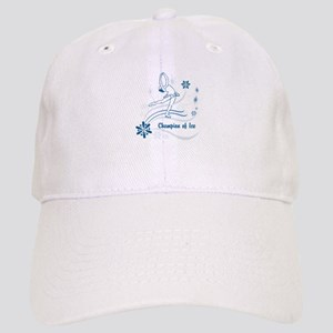 Personalized Ice Skater Cap