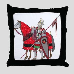 Dark Horde Throw Pillow