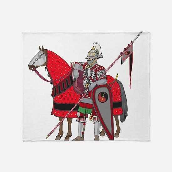 Dark Horde Throw Blanket