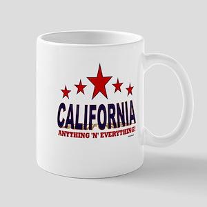 California Anything 'N' Everything Mug