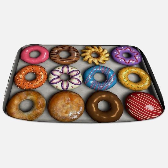 Box of Doughnuts Bathmat