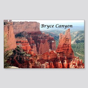 Bryce Canyon, Utah, USA 5 (cap Sticker (Rectangle)