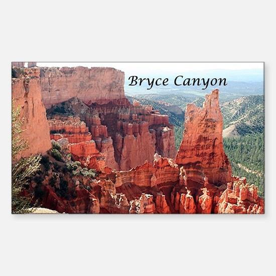 Bryce Canyon, Utah, USA 5 (cap Sticker (Rectangle)