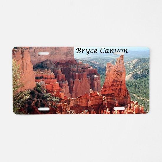 Bryce Canyon, Utah, USA 5 ( Aluminum License Plate
