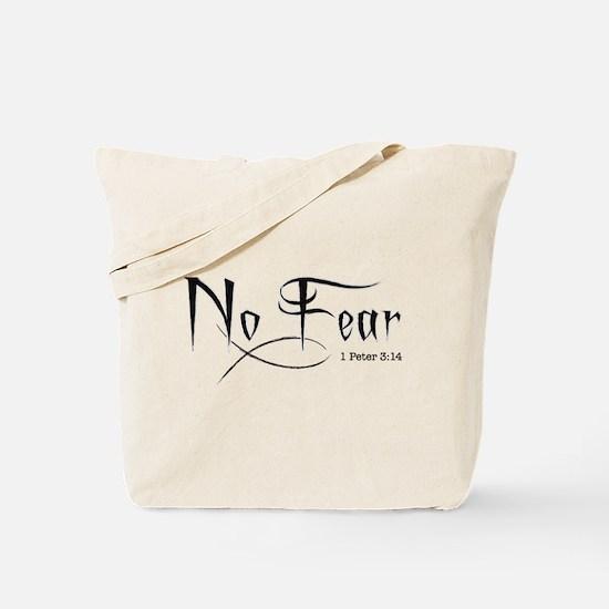 No Fear - Tote Bag