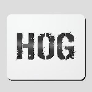 HOG. Mousepad