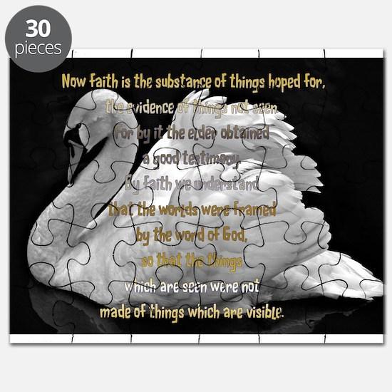 Swan Faith understood Puzzle