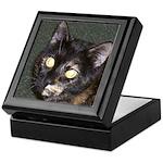 Dark Tortoiseshell Calico Keepsake Box