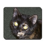 Dark Tortoiseshell Calico Mousepad