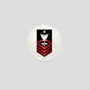 Navy Senior Chief Aviation Machinist's Mate Mini B