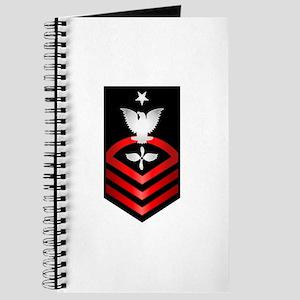 Navy Senior Chief Aviation Machinist's Mate Journa