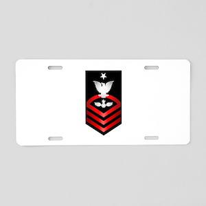 Navy Senior Chief Aviation Ordnanceman Aluminum Li