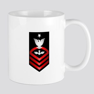 Navy Senior Chief Aviation Ordnanceman Mug